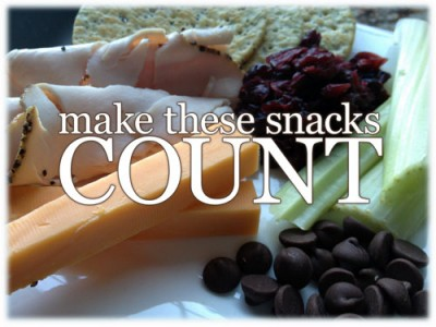 100 calorie snack options for triathletes