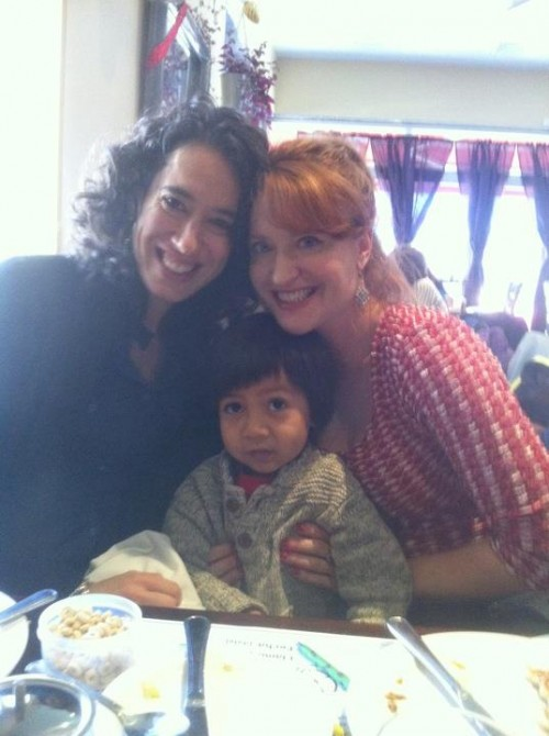 Finding Happiness in Lifelong Friendships: Lisa and Maria