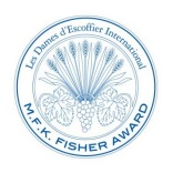 MFK Fisher Award for Excellence in Culinary Writing Logo
