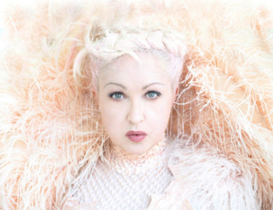 Cyndi Lauper Exemplifies Self-confidence for Women