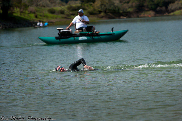 How To Conquer Your Fear Of Triathlon Open Water Swimming