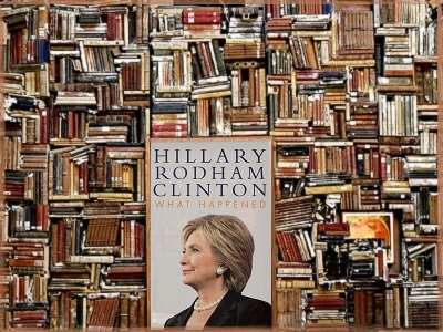 Hillary Clinton What Happened Book Cover