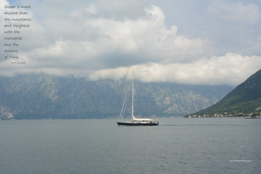 Is Your Dream to Travel by Yacht like Beyonce? Montenegro travel dreams