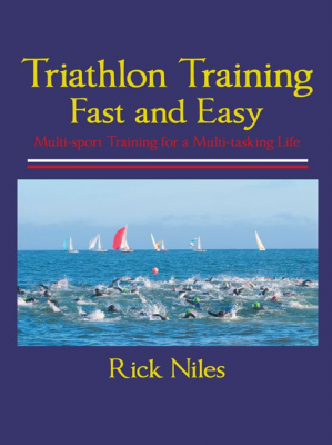Rick Niles, author of Triathlon Training Fast and Easy offers amazing goal setting advice.