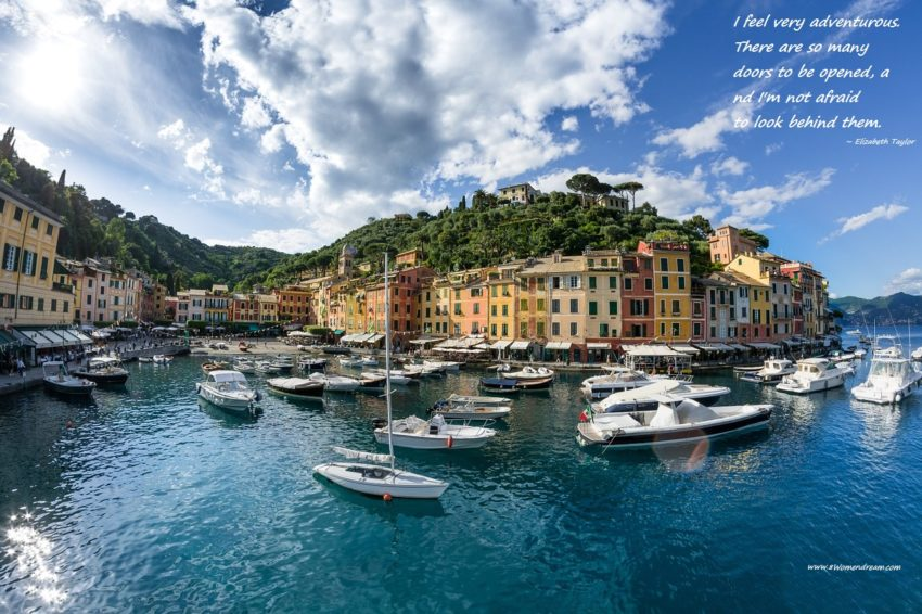 Is Your Dream to Travel by Yacht like Beyonce? Portofino, Italy by boat