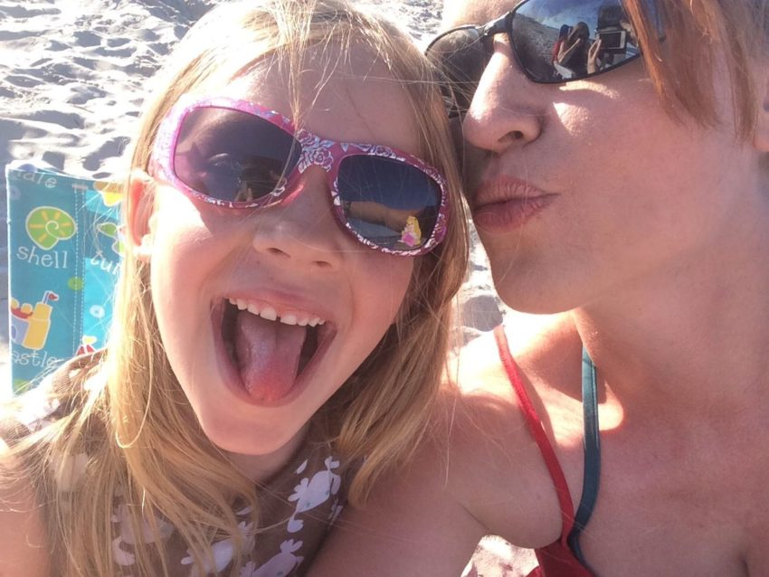 Finding Happiness in A Much-Needed Beach Vacation