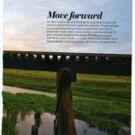 Positive Thursday: Always Move Forward