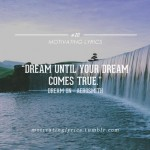 6 Inspirational Songs to Inspire You to Dream Big