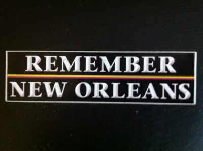 Culinary Dreams: Remember New Orleans