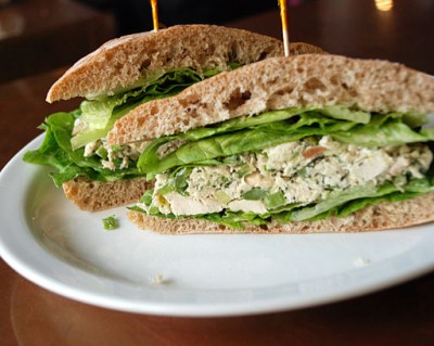 Rosemary Chicken Salad by Maria Vieages