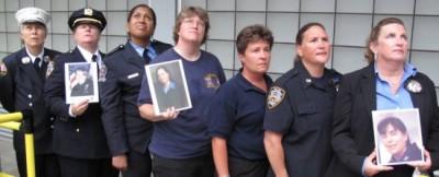 Women responders to 9/11
