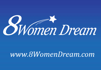 8 Women Dream logo 390 x 270