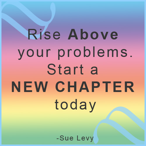 Inspired Big Dreams: Rise Above It All