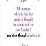 Dream Advice: Overcome Negative Thoughts on Your Dream Journey