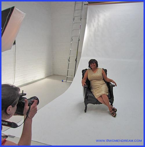 Dream Mission: Making Someone Else's Dream Come True - Pauline looking Regal