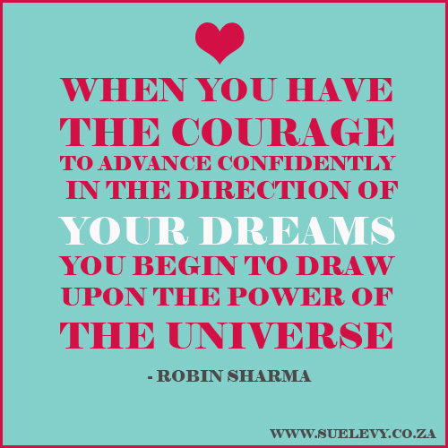 A South African Dreamer Inspired By Robin Sharma
