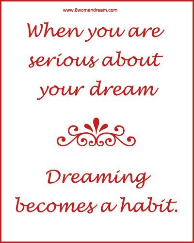 Sue Levy on 8 Women Dream
