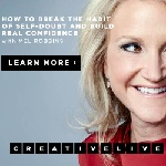 Mel Robbins Teaches at CreativeLive