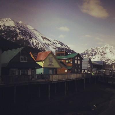 Travel to Alaska: Seward and Kenai Fjords National Park