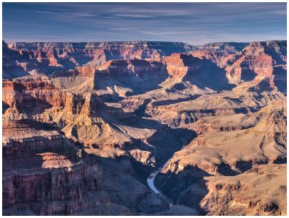 Monday off: Arizona Grand Canyon from Pima Point