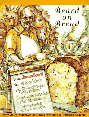 Beard on Bread book by James Beard