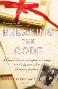 Starting Over at Midlife: My first book - Breaking the Code A Father's Secret a Daughter's Journey and the Question That Changed Everything book