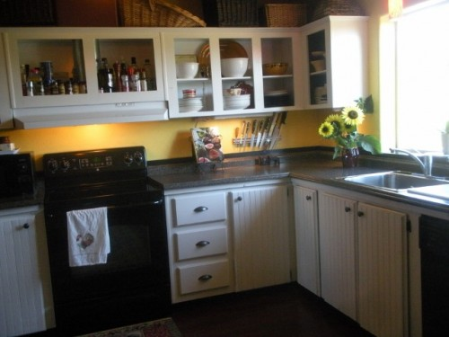 Painting My Dream Kitchen Happy: Bright new dream kitchen