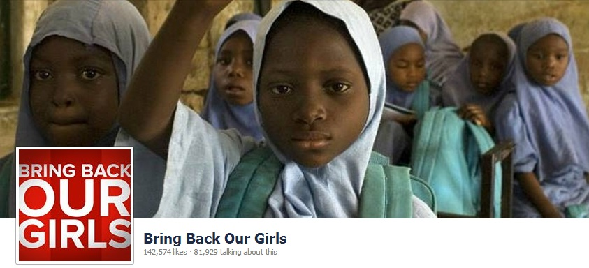 Bring Back Our Girls Facebook Page