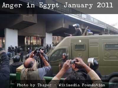 What the Egyptian Revolution Can Teach You About Standing Your Ground