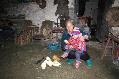 China farmhouse, Yangshou (pic - Natasha von Geldern)