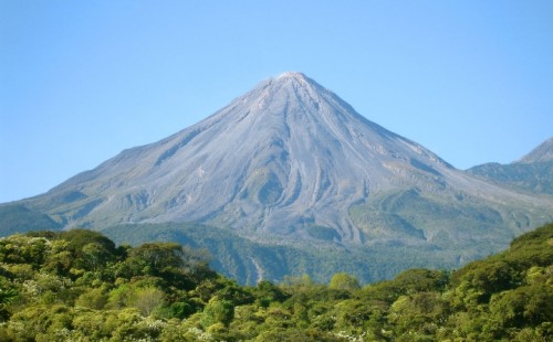 Monday Off at Casa Colina Mexico: Explore the Colima Volcano