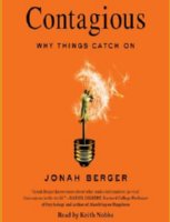 8 Best Books on Internet Fame and Fortune if Your Dream is to Crush It: Contagious: Why Things Catch On