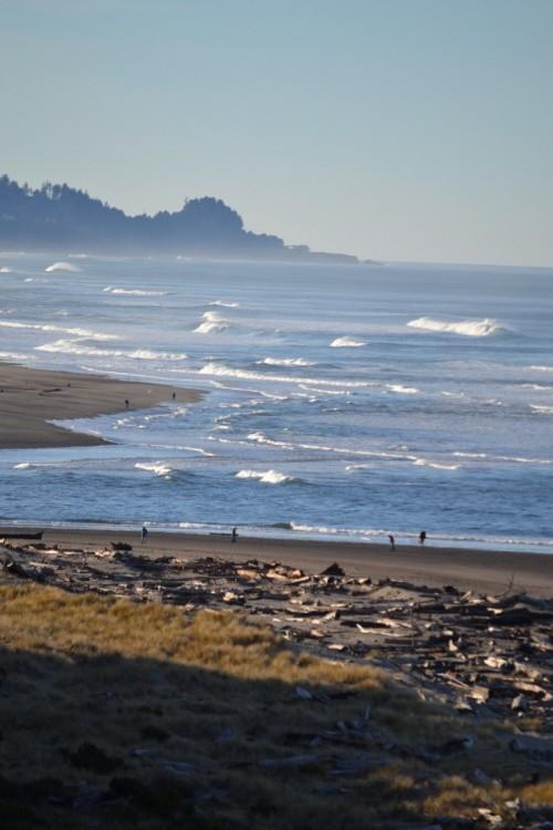 Beach in Oregon for My American Dream Birthday