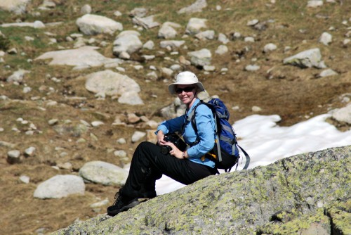 Finding my blogging niche: What kind of a traveler am I? Natasha in the Pyrenees