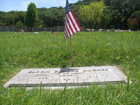 A Memorial Day remembrance -- My father's grave