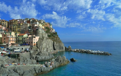 dream travel to the cinque terra