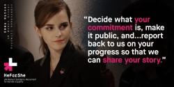 HeForShe Makes me Grateful for Women's Empowerment