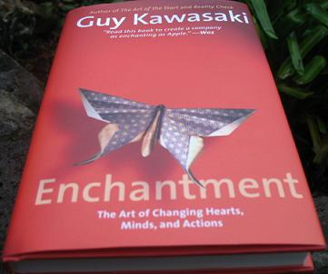 Guy Kawasaki's book Enchantment