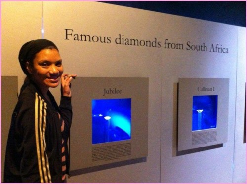 Images From South Africa: Famous Diamonds from South Africa