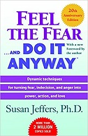 Best Books for Finding Your Life Purpose: Feel the Fear and Do It Anyway Paperback by Susan Jeffers