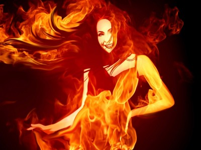 World on Fire: Living with Passion, Pleasure and Purpose - A Lisa Powell Graham Workshop