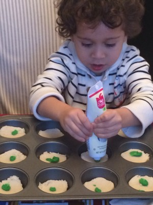 Finding Happiness In A Traditional Irish Feast - my little helper