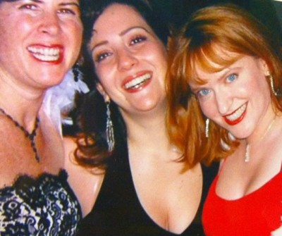 Hahvahd Girlies Winter 2005!