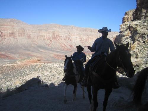 Havasupai Falls: A Grand Canyon Travel Dream: The trail
