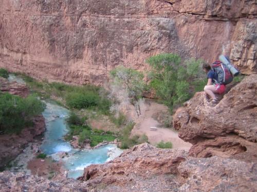 Havasupai Falls: A Grand Canyon Travel Dream: Entrance