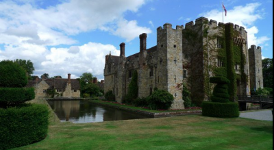travel to hever castle