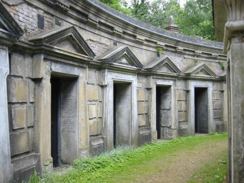 Best City Breaks: New York City or London? Circle of Lebanon, Highgate Cemetery, London by Michael Reeve