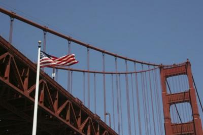 Honoring the Fallen Golden Gate Bridge