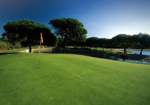 Hotel Quinta da Marinha Resort golf course