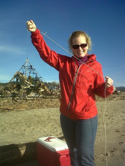 Crabbing on My American Dream Birthday
